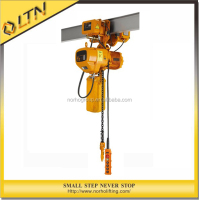 Hot Selling ET-JA Type Electric Trolley 0.5T-5T/Electric Chain Hoist/Lift Trolley