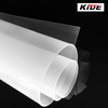 clear rubber sheet heat resistant thin transparent silicone sheet
