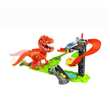 Cheap slot plastic car track and grabber dinosaur toys for kids TL59578899-91