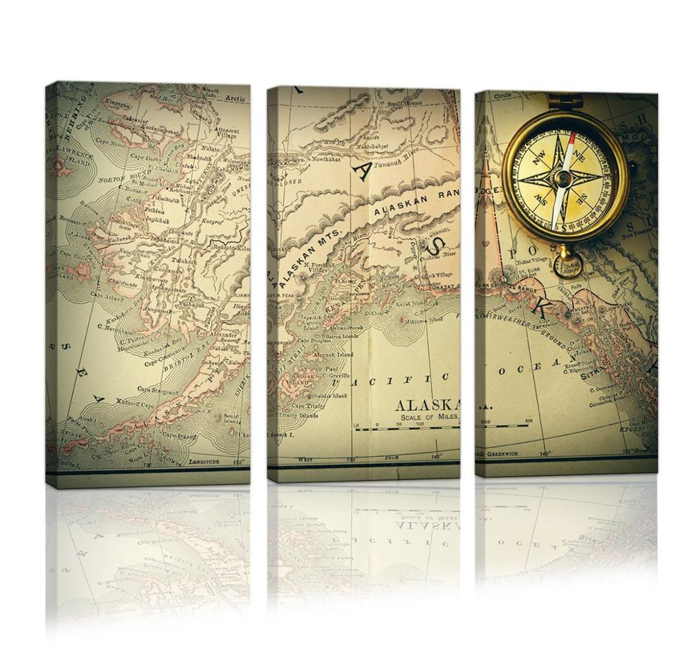 Wall Compass Decor Wholesale, Decoration Suppliers - Alibaba