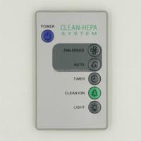 cheap ir mini ceiling fan remote control 6 keys remote contontrol