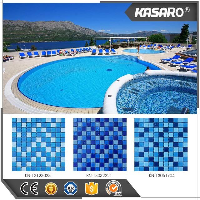 Blaue Mosaik Schwimmbad Fliesen - Buy Pool Fliesen,Billig Schwimmbad  Fliesen,Schwimmbad Fliesen Blau Product on Alibaba.com