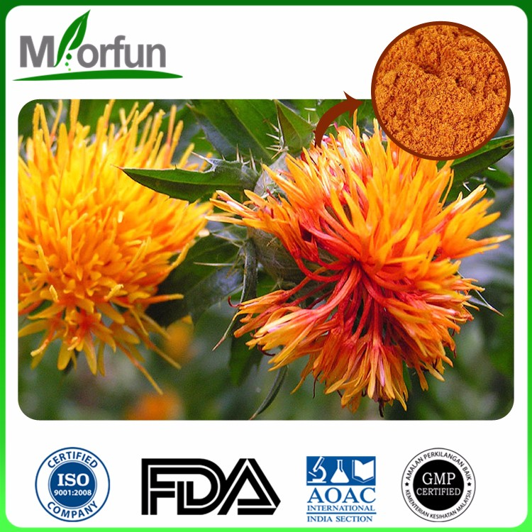 The best safflower flower extract safflower petals with good price