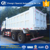 CLW famous brand 6x4 30 tons dump truck with big cargo box high quality but every low price