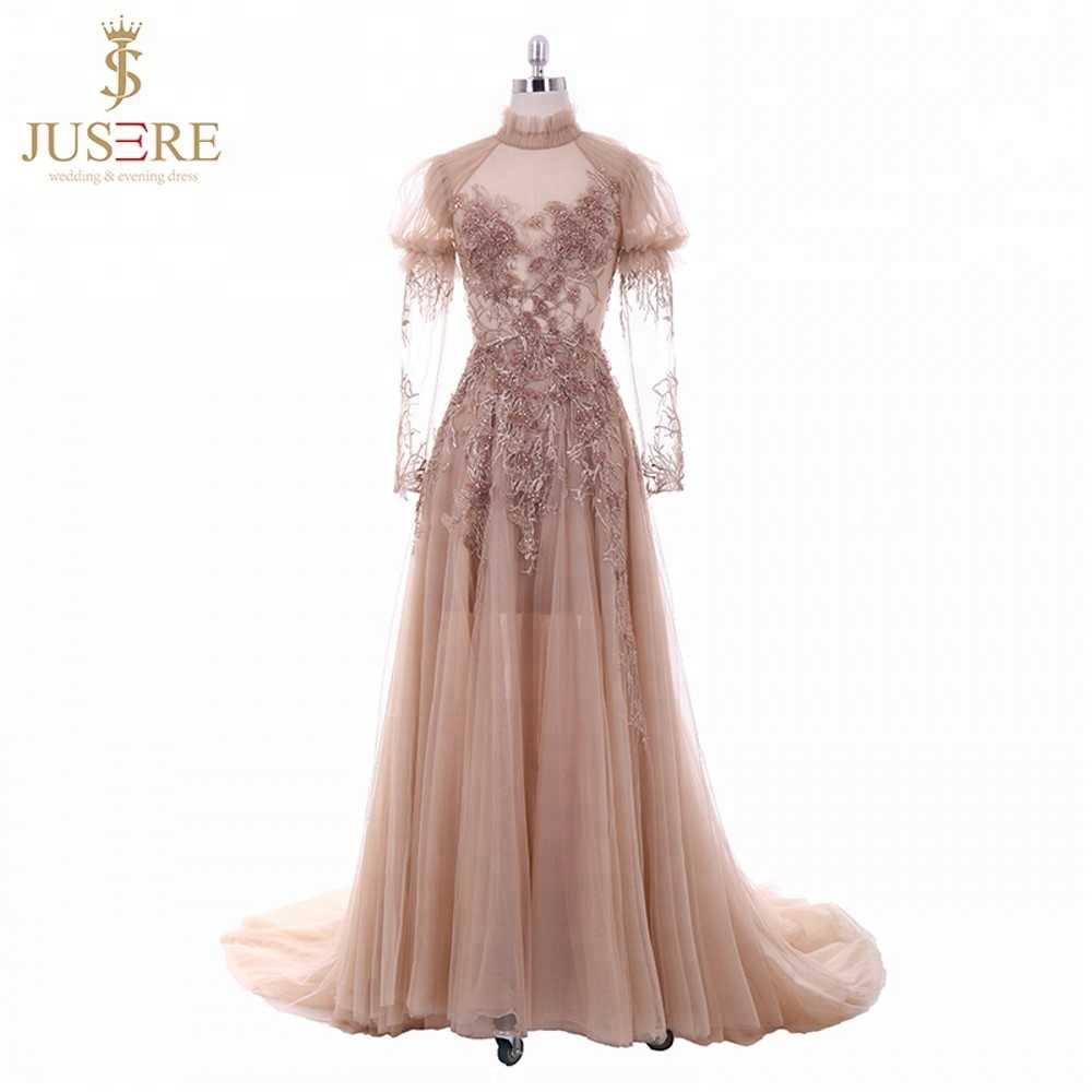 73c464ff7 مصادر شركات تصنيع فساتين السهرة طويلة الأكمام لون الشمبانيا وفساتين السهرة  طويلة الأكمام لون الشمبانيا في Alibaba.com