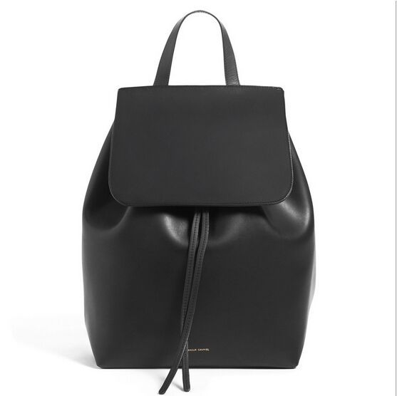 2ad6877b4 Get Quotations · Bucket Bag Women Bag 2015 New Europe And America Cowhide  Genuine Leather Shoulders Backpack Pumping Zone