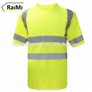 Factory Directly Provide 4xl work shirt with reflective