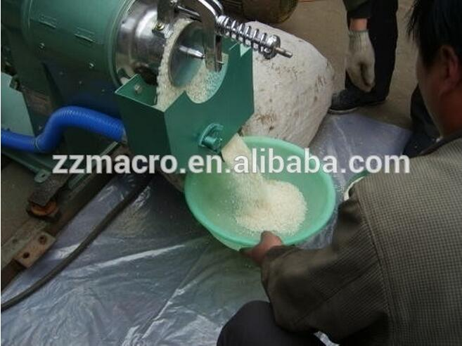 Rice Husk Grinding Machine For Paddy/combined Rice Husking Machine