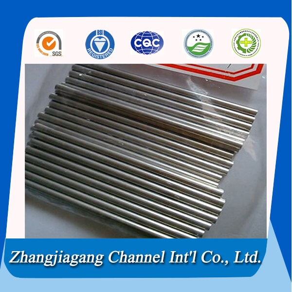 liquid chromatography polished small diameter capillary tube