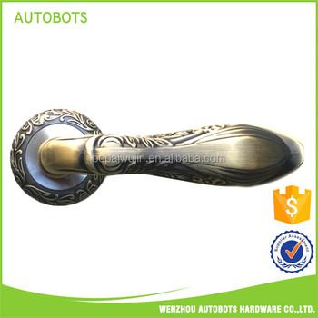 Diamond Door Handle Lock/crystal Lever Door Pull/door Locks And Handles