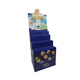 High-quality Retail Online Shopping Cardboard Floor Display Stand For Milk Food