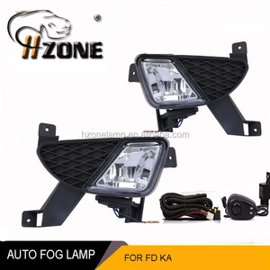 HZONE CAR ACCESSORIES 12V AUTO FOG LAMP FOR FORD KA