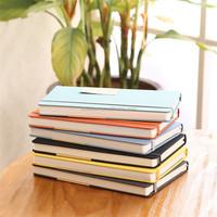 Cover Cloth Fabric A5 Custom Hardcover Notebook