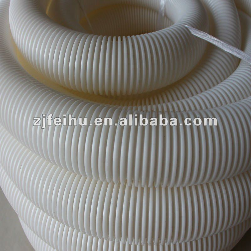 EVA Spiral Wound Hose suitable for Swimming Pools, Available in 30m Lengths