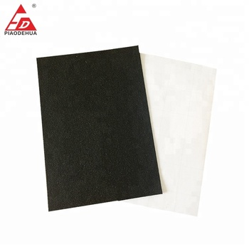 Car Sound System Modification And Inner Decoration Self Adhesive Felt
