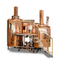 300L turnkey beer brewing equipment for micro brewery