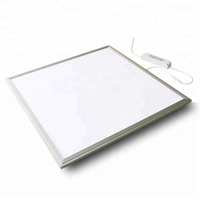 36W Factory square 600x600 led panel light price