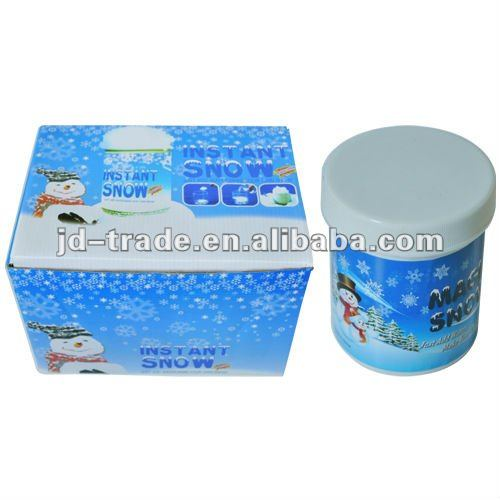 Magic Instant Snow Magic Snow Magic Toys Children Toys