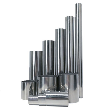 316L stainless steel pipe/ round tube for drinking water delivery