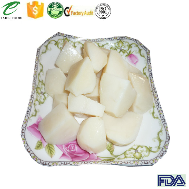 wholesale natural healthy potato salad pie material Chilled Potato