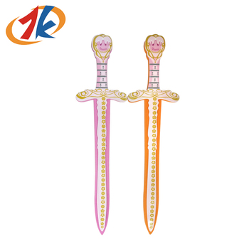 Promotional Swords Colorful Princess Sword Toy For Girl