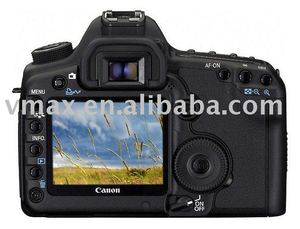 digital camera screen guard for Canon eos 5d mark ii