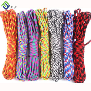 Wholesale Paracord 550 1000ft Spool Survival Type 7 Strands Core Military Nylon Rope