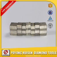 BLUE DREAM Granite Stone Block Cutting Segment