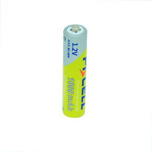 2018 PKCELL 1.2V AAA 1000mAh Ni-MH rechargeable battery
