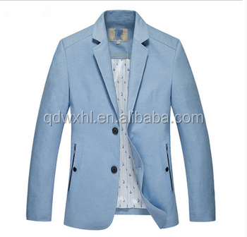 1bfb2dc2551 Men New Party Wear Custom Tailored Designer Royal Blue Blazer Jacket ...