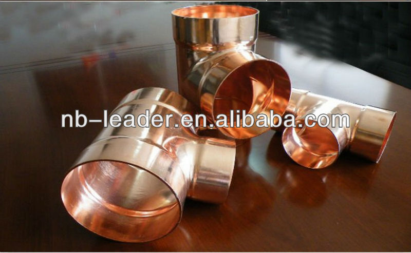 Tee (CXCXC),pipe fitting reducer and tee joint