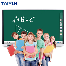 "China Fabrikant School Educatief Digitale Smart board 65 ""75"" <span class=keywords><strong>86</strong></span> ""IR Touch Screen Smart Board Interactive <span class=keywords><strong>Whiteboard</strong></span>"