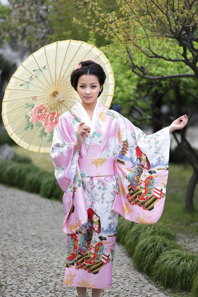 geisha garb
