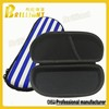 promotional hard shell leather Wholesales custom fancy pencil case