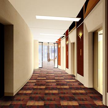 100 Bcf Polypropylene Commerical Hotel Lobby Catpet Apartment Corridor Carpet