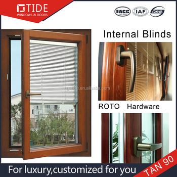 USA Style Single Pane Casement Window