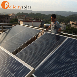 Home use easy installation 3kw pv mounting system for Cte d'Ivoire