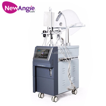Multifunctional facial beauty oxygen therapy spa salon equipment