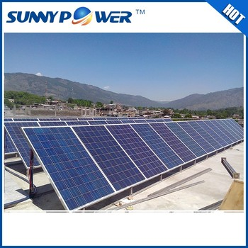 China Wholesale 3kva Solar System 300kva Solar Power