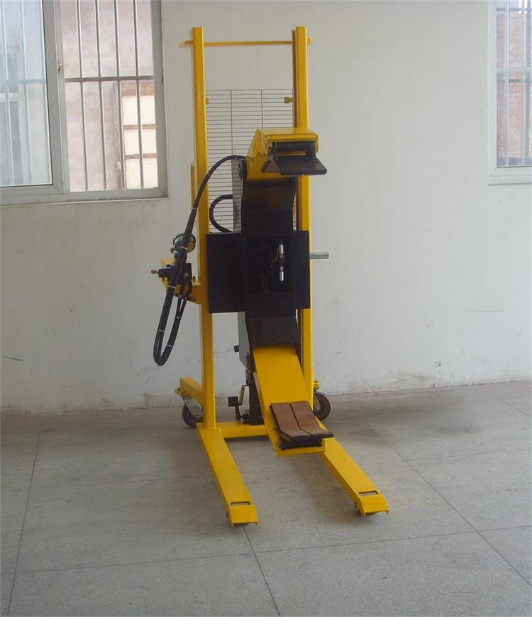Industrial Paper Roll Handling Equipment: Hand Manual Hydraulic Paper Roll Handling Solutions For