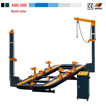 Amerigo Amg-2800 Auto Body Frame Machine/chassis Alignment Machine ...