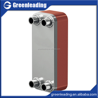 Replacement Swep cooper brazed heat exchanger for beer, milk food industry