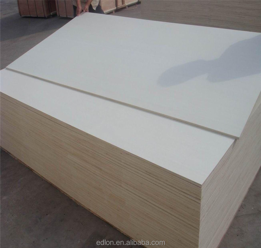 Edlon Wood Products high grade 3mm bleached plywood for plane model Commercial Plywood