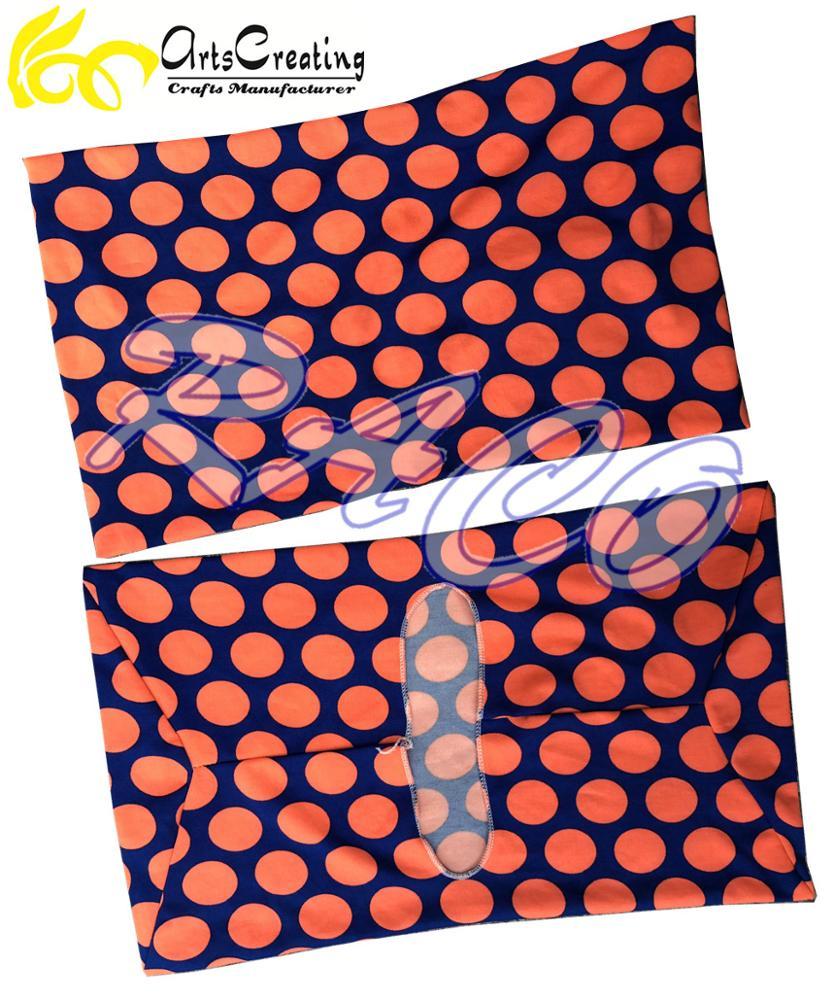 Raco stretchable tecido capa do livro com diferentes padrões personalizado capas de livros