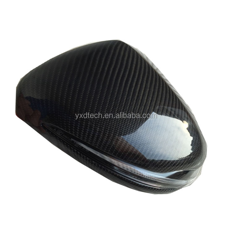 Factory wholesale price Carbon Fiber Mirror Housings Cover For mercedes benzs W205 C200L GLC GLE W222