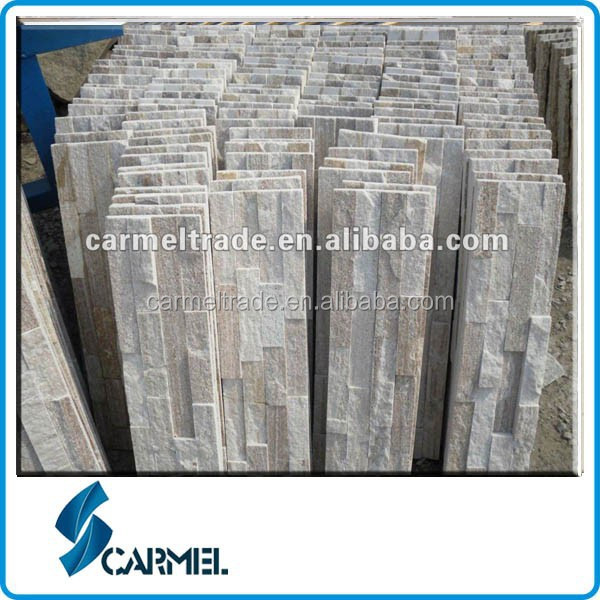 Popular Quartzite stone wall panel for sale