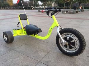 2015 new factory supply brilliant electric drift 3 wheel trike