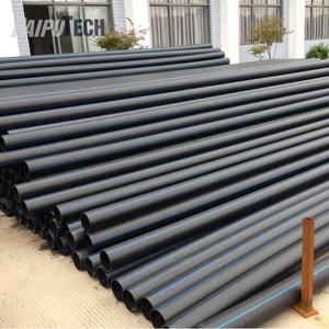 Large Diameter 600mm Polyethylene Plastic Pipe