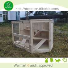 Cheap Natural Wooden Hamster Breeding Cages,wood hamster house