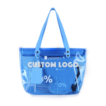Plastic Waterproof Beach Bags And Totes Beach Bags For Women And Men ... 19a9ea8e001e